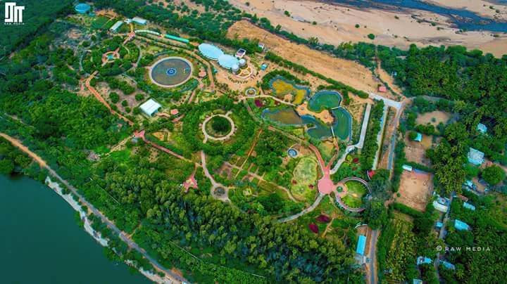 Image result for butterfly park trichy aerial view