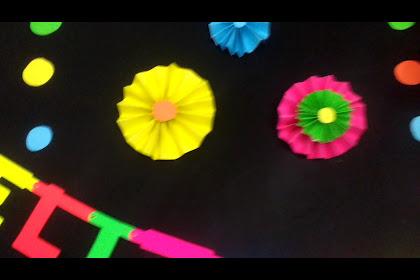 Murales Neon
