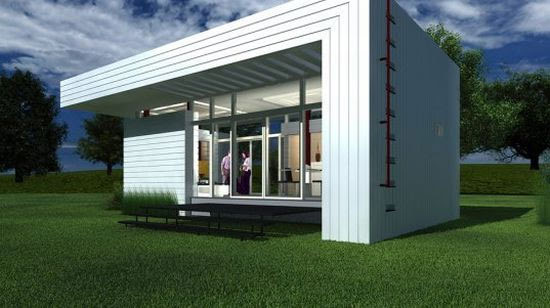 Nano House: Το σπίτι των 507 ευρώ (1)
