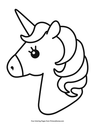 5500 Coloring Pages Unicorn Free Images & Pictures In HD