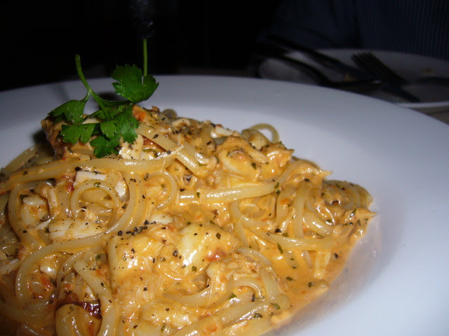 La Cantina: Crabmeat Linguine 2