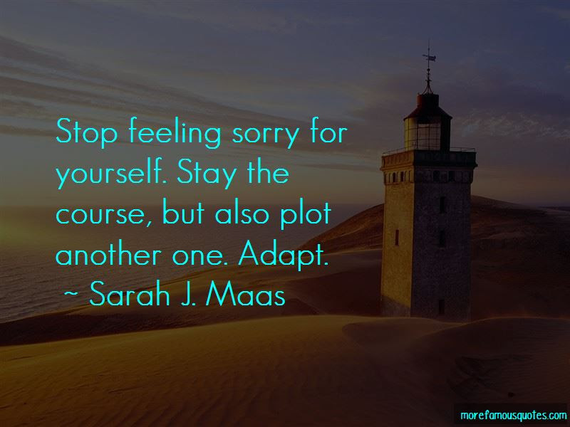 Quotes About Feeling Sorry For Yourself Top 45 Feeling Sorry For