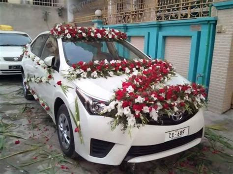 weeding car rental service   Rent A Car Bangladesh