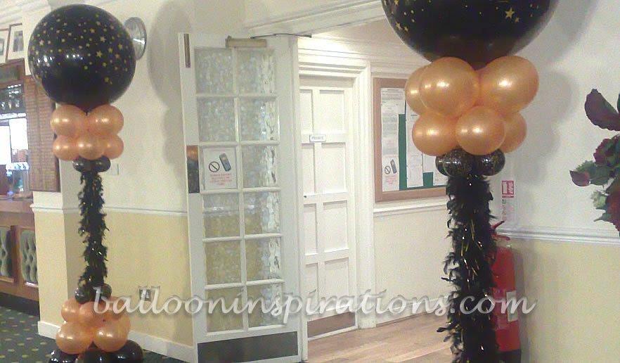 70th Birthday Party Ballooninspirationscom