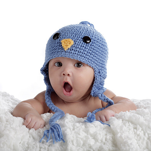One little angry bird :P
