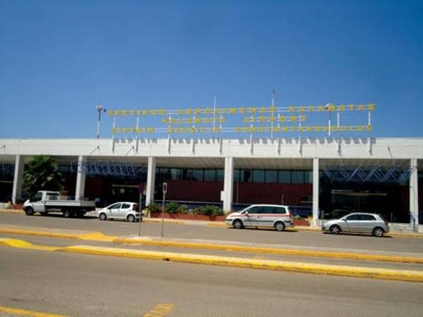 19,3% μειωμένες οι αφίξεις στο αεροδρόμιο της Καλαμάτας
