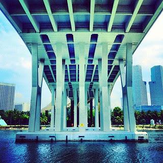 Cityscape. Under The Bridge #sgmemory #archivingsg