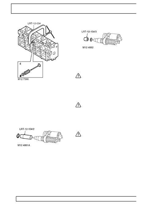 Land Rover Workshop Manuals > TD5 Defender > ENGINE