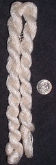 silk yarn for mother of pearl dyeing