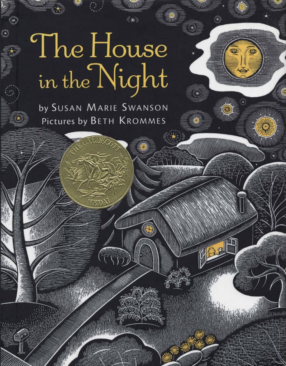 The House In The Night 2009 Caldecott Medal Winner Association