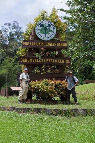 Kurt and Derrick at Danum Valley Field Center...44211_159384720752953_100000442788027_399691_1802755_n