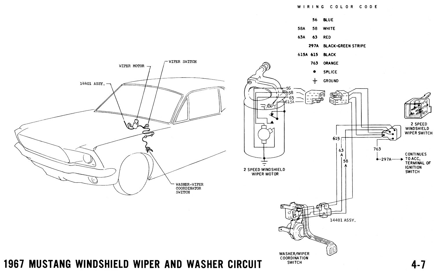 Windshield Wiper Motor Wiring Diagram Diagram Stream