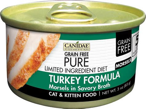 canidae grain  pure limited ingredient diet morsels