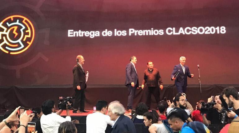 """Resultado de imagen para Clacso entrega """"Premio Latinoamericano y Caribeño de Ciencias Sociales 2018"""" a García Linera"""
