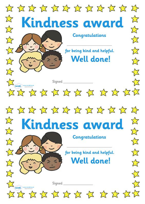 Twinkl Resources >> Kindness Award Certificate >> Classroom …' title='Twinkl Resources >> Kindness Award Certificate >> Classroom …' width='auto' height='auto'/> </p> </div> <div class=