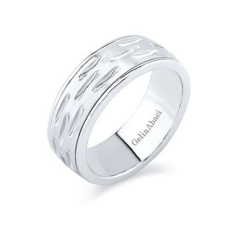 Gelin Abaci Amore Men's Wedding Band #C 3825   Diamond