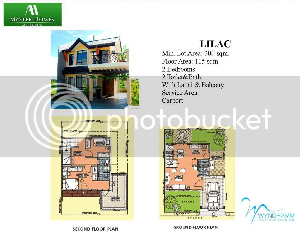 Master Homes Riviera Lilac
