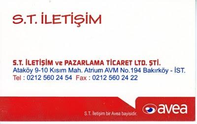 Avea Ataköy Atrium Çarşısı