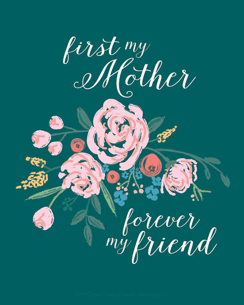 30 Best Happy Mothers Day Quotes Wishes Messages 2017