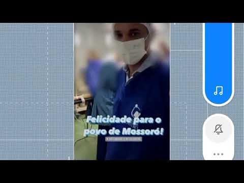 Prefeito de Mossoró (RN) divulga vídeo gravado durante cirurgia ginecológica em hospital filantrópico