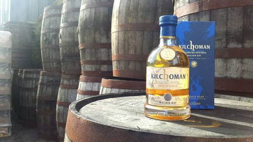 Kilchoman European Tour 2014 Machir Bay