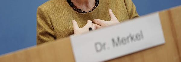Angela Merkel sees 'much broader scope' for cooperation with Biden
