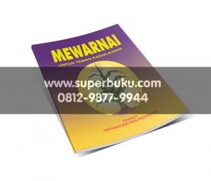 Buku Tk Mewarnai