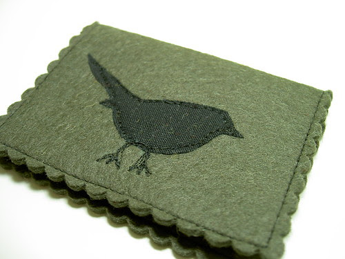 Bird needle book