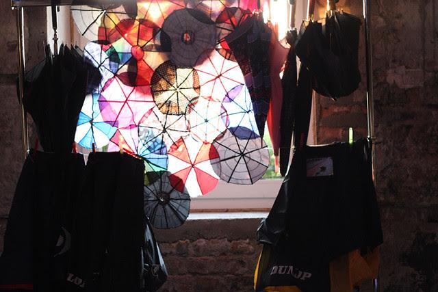 rain skirt workshop
