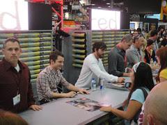 San Diego Comic-Con 2011 - Elijah Wood and Jas...