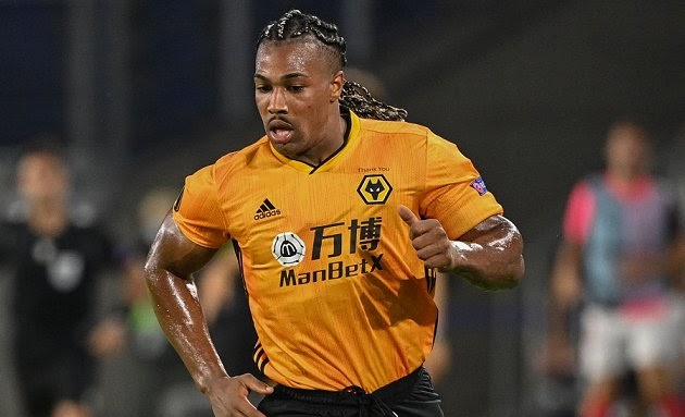 Wolves boss Nuno insists there's no plans to sell Adama Traore.