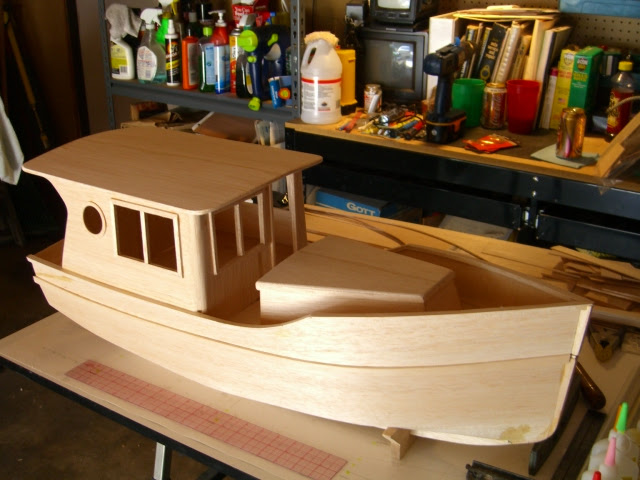 Speed Boat Building Plans Free