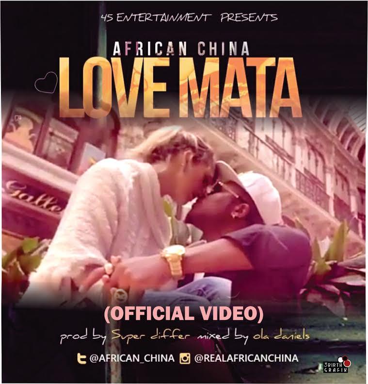 African China Love Mata