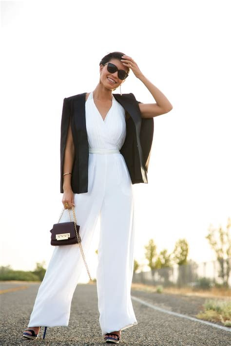 wear  jumpsuit   follow style tips