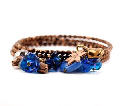 Sapphire Posy Bracelet