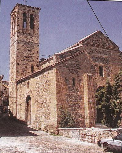 Iglesia de San Sebastián (Toledo) en los años 90