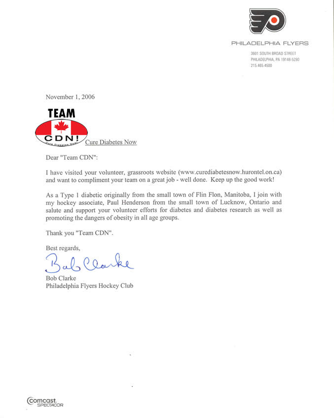 ... letter to Team CDN! urging them to Keep up the Good Work! Click here