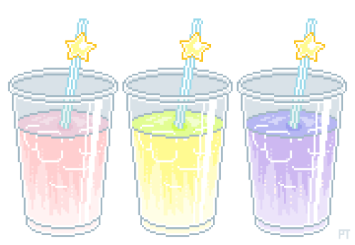 ice-cold milkshake ★   ☆