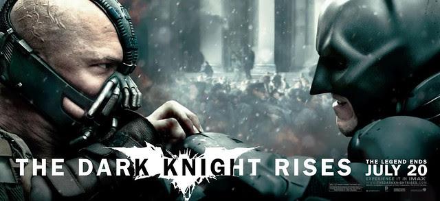Dark Knight Rises - Movie Poster