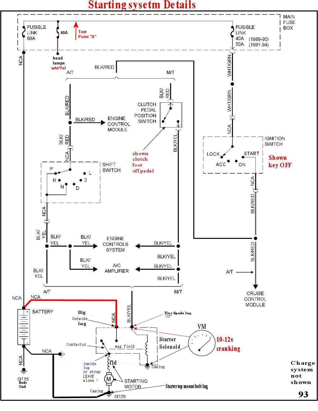1995 Suzuki Sidekick Starter Wiring Diagram T600 Wiring Diagram Air Bag Tukune Jeanjaures37 Fr
