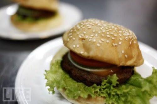 Cobrurguer, o hambúrguer de cobra