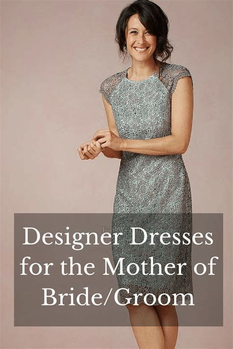 Designer Dresses for the Mother of Bride/Groom