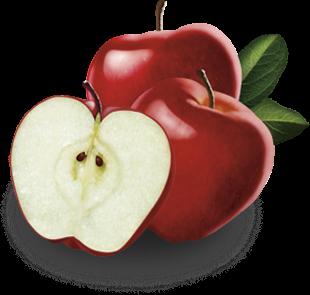 فوائد التفاح الغذائية و العلاجية