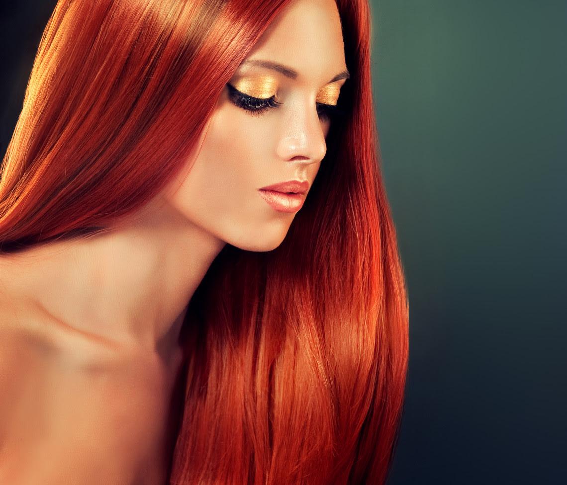 Rote Haare Kupfer Stilvolle Frisuren Beliebt In Deutschland