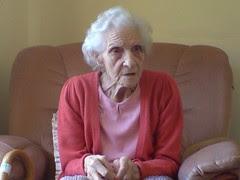Lilian Dorothy May (nee Butcher) May 2009