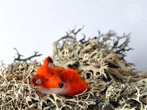 Sleeping Fox - II