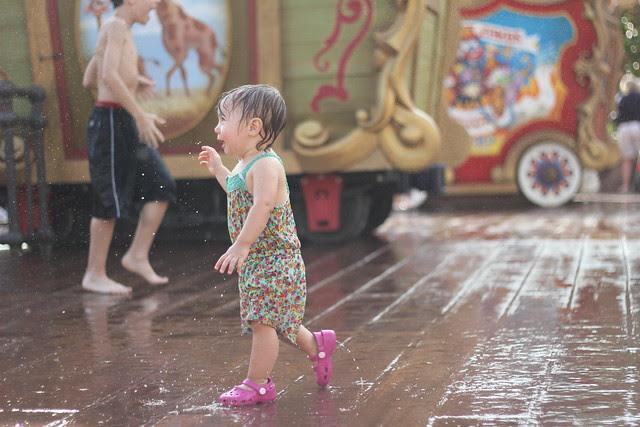 Disney with Sophia