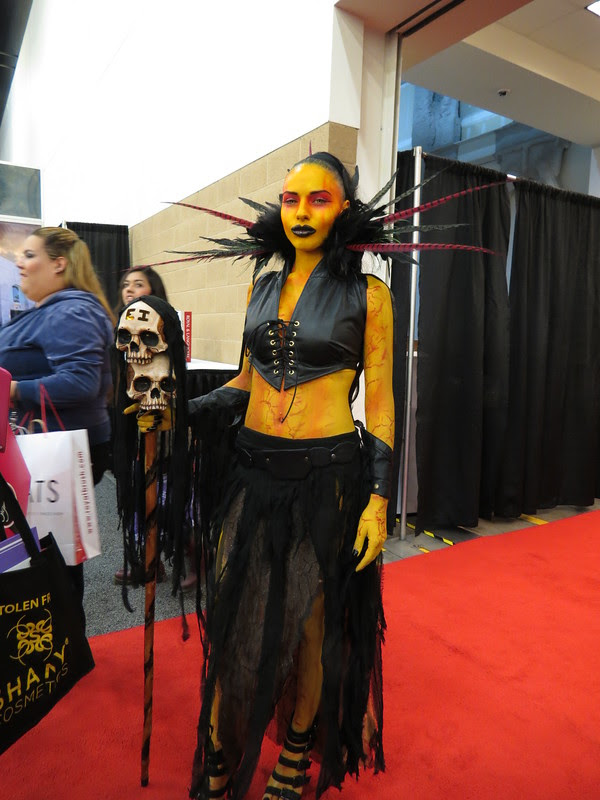 IMATS LA Body Artwork