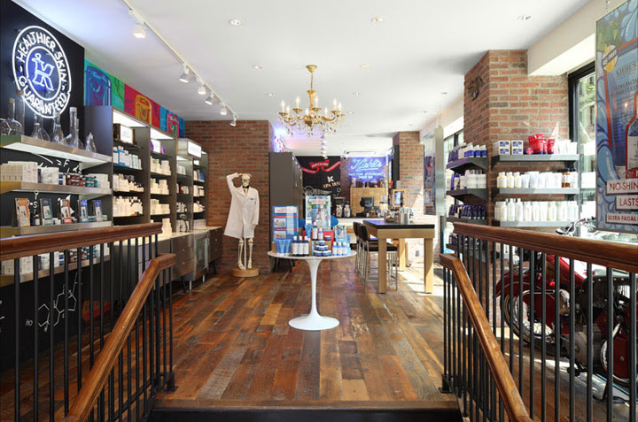 Kiehls Retail Store and Spa 1851 New York Kiehls Retail Store and Spa 1851, New York