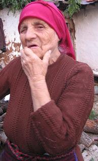 ein hod babushka macedonia babaluba  עין-הוד בבושקה